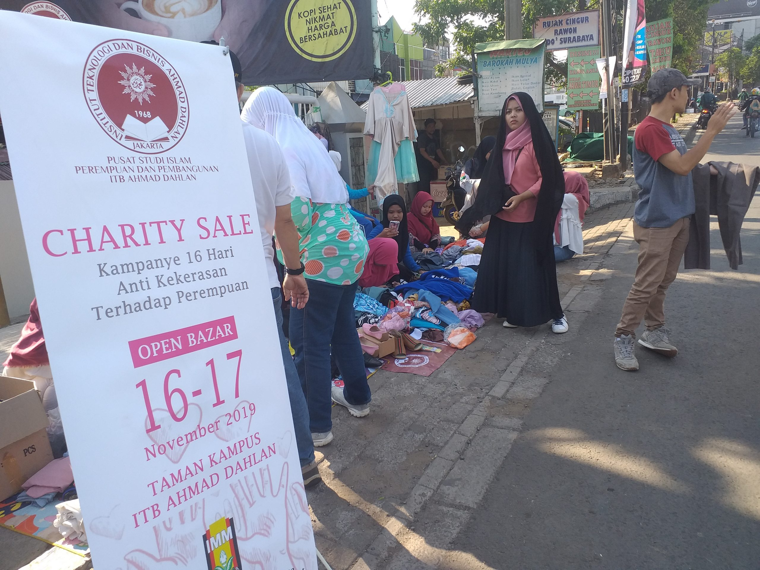 Charity Sale, K16HAKtP, 15-17 November 2019